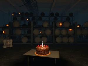 Portal Black Forest Cake